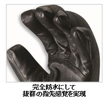BETA AR GLOVE ディテール